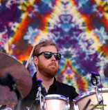 Joe Russo, Furthur, Sept. 29, 2013, Greek Theatre, Berkeley,CA