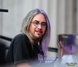Jeff Chimenti, Furthur, Sept. 29, 2013, Greek Theatre, Berkeley,CA