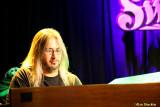 Sound check - Jeff Chimenti