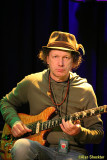 Sound check - Steve Kimock and the Wolf guitar