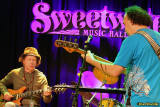 Sound check - Steve Kimock and Bobby Vega