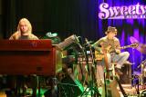 Sound check - Jeff Chimenti, Steve Kimock
