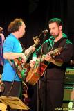 Sound check - Bobby Vega, Dan Lebo Lebowitz