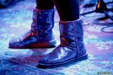 Sunshine Becker's boots