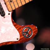 Carolyn Wonderland's guitar