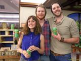 Ballroom Thieves enjoy the Sierra Nevada beverage