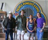 Moonalice, KZFR Studios, Chico, CA, Sept. 19, 2014