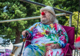 Wavy Gravy 80th Birthday Bash / Seva Benefit, Mountain Event Center, Rohnert Park, CA, May 22, 2016