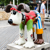 Gromit Watching - (The real reason for the day out!)