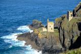 Botallack mine - near Pendeen Lighthouse