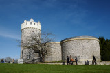 Clifton Observatory - Camera Obscura - Giants Cave.