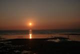 Sunset @ Westward Ho