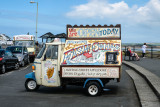 Fish and Chips or Ice Cream........