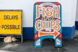Fish and Chips or Ice Cream part 2........