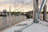 Sailing On The Yumi II, November 2013