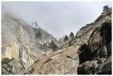 Enshrouded Yosemite