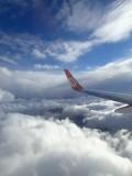 Above The Netherlands (Flight Karpathos - Amsterdam)
