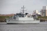 M110 HMS RAMSEY