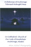 Midnight Christmas Mass Televised - 2014