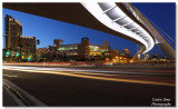 Harbor Drive Pedestrian Bridge  San Diego 2014