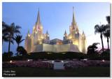 San Diego California Temple  2014