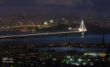Bay Bridge view from Berkeley