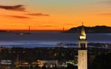 View from UC Berkeley.