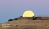 Moonrise in Folsom