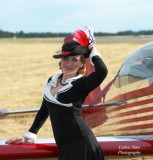 1940's Vintage Traveler Photoshoot @ Sacramento Executive Airport