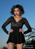 Gothic Photo Shoot in Roseville