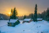 Horwood Lake Lodge