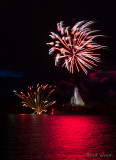 Canada Day Fireworks, Timmins