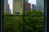 Chicago Skyline from the Art Institute