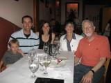 Myrna Padawer Cronen and family
