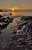 Lee Bay in N Devon