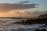 Porthleven late on a Nov afternoon
