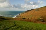 Porthmeor near Zennor in Cornwall