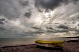 Budleigh Salterton beach - Devon, UK