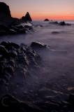 Blegberry at Sunset