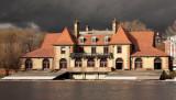Weld Boathouse - Harvard University #2626 N10