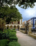 Campeche - Central Plaza  (MEXPHO)