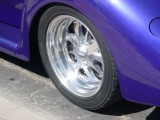 1937 Ford wheel