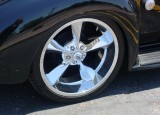 1937 Chevy wheel