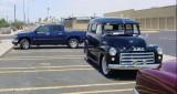 GMC Truck show