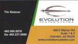 Evolution Custom CyclesTimothy Butzow