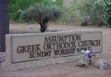 Assumption Greek Orthodox Church Sunday Worship