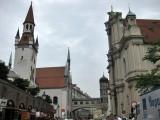 Munich. Sparkassentrasse