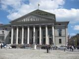 Munich. Nationaltheater