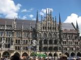 Munich. Neues Rathaus (New Town Hall)