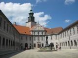 Munich. The Residenz. Brunnenhof